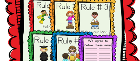 Whole Brain Teaching Rules – Freebie!