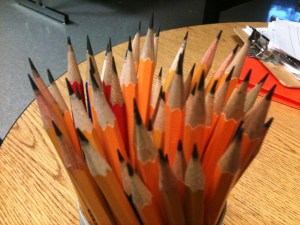 perfect pencils!