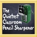 quietest classroom pencil sharpener