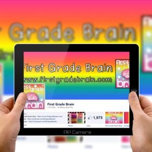 First Grade Brain Facebook