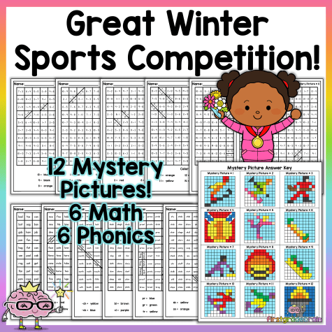 Great Winter Sports Competition