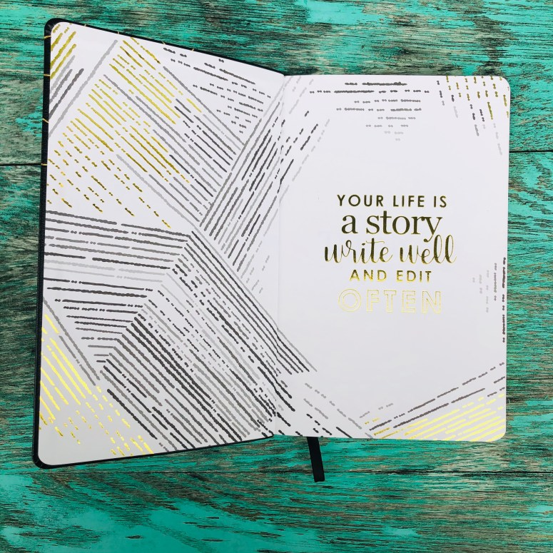Erin Condren Softbound Notebook