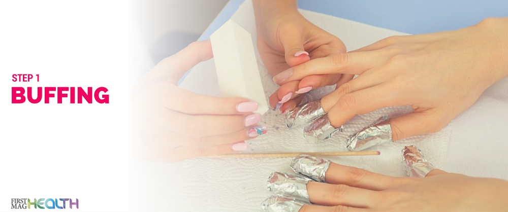 How To Take Off Gel Nails Safely