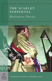 The Scarlet Pimpernel by Baroness Orczk
