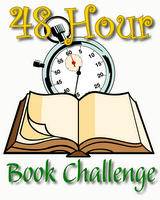 48 Hour Book Challenge: The Starting Line