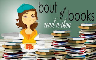 Bout of Books Read-A-Thon Updates