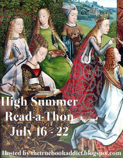 High Summer Read-a-Thon Starting Posts & Up-Dates