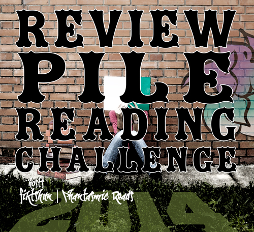 Review Pile Challenge Wrap-up