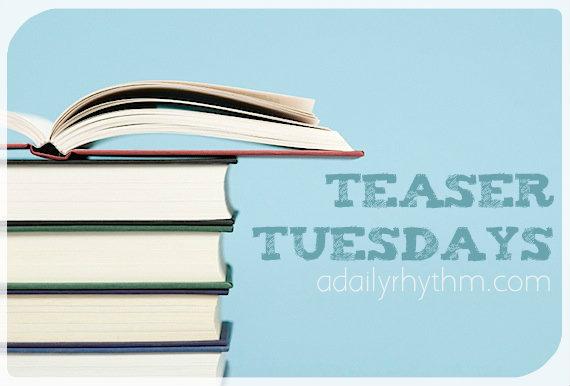 Teaser Tuesday #10