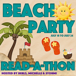 #Coyer Beach Party Read-A-Thon