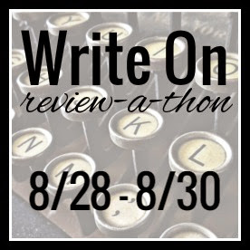 Write On review-a-thon August 2015