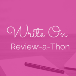 May 2016 Write On Review-a-Thon