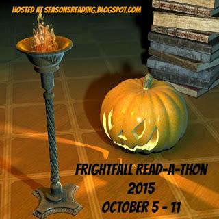 Frightfall Read-a-Thon 2015 #Frightfall