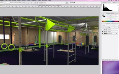 Introduction to Adjustment Layers in Photoshop for Architects – Video