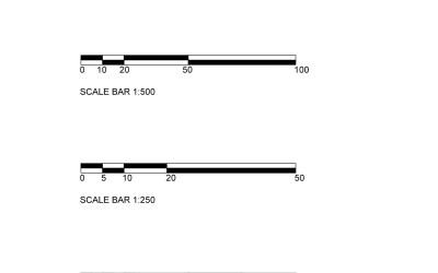 Free CAD Blocks – Scale Bars