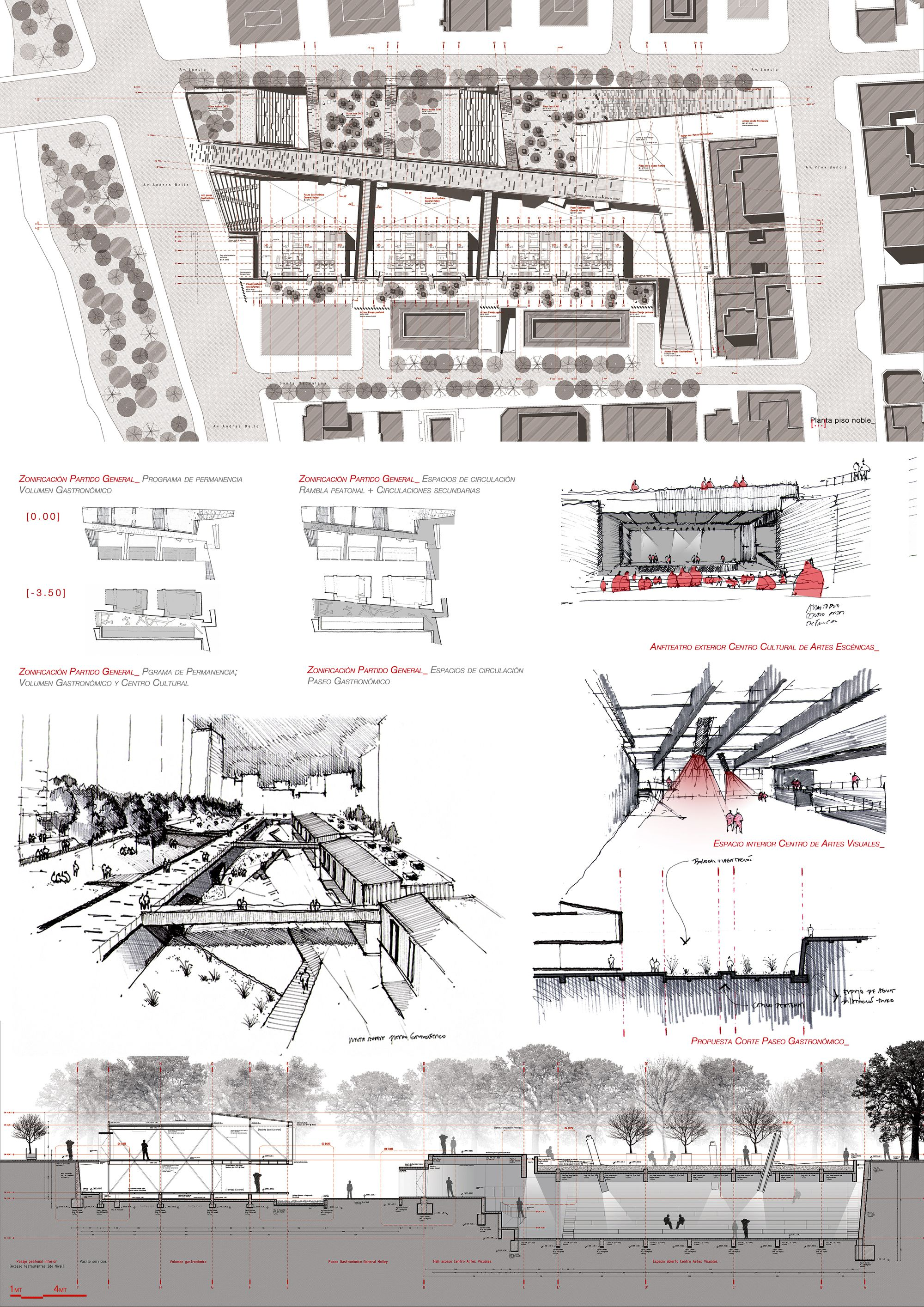 Architectural Design Panels : Architecture presentation board tips first in