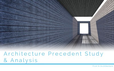 Architecture Precedent Study and Analysis