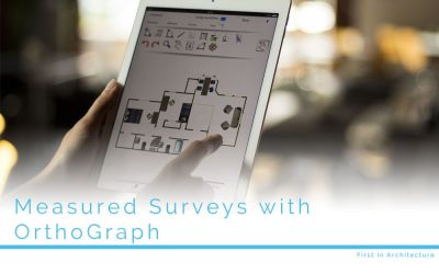 Measured Surveys with OrthoGraph