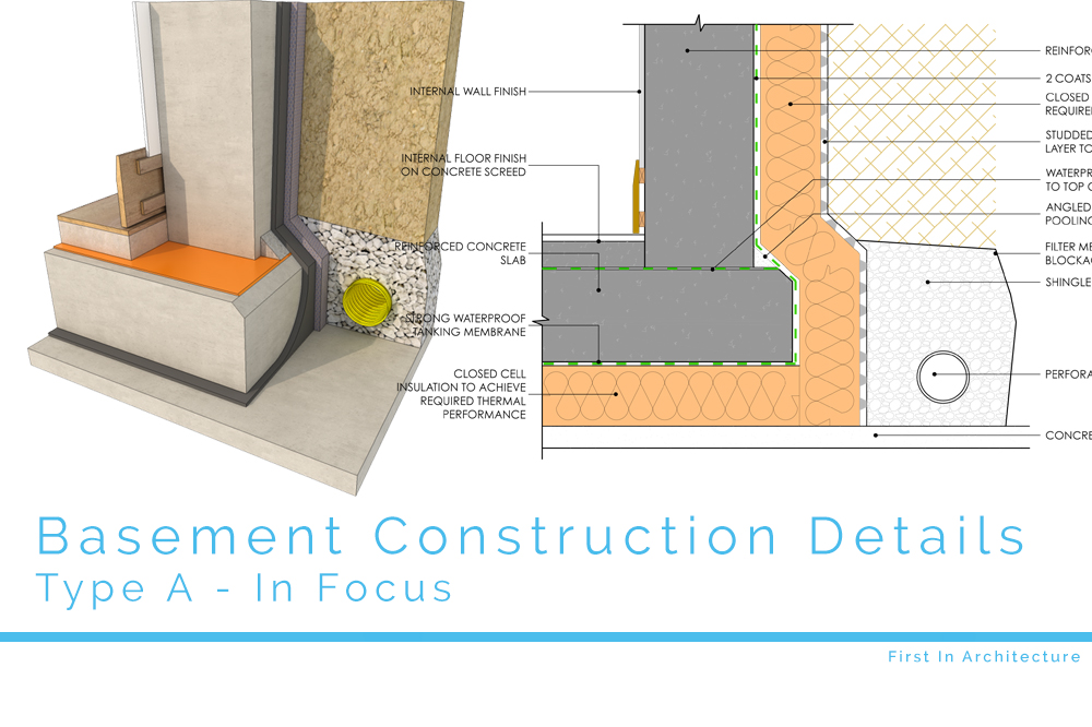 Basement Construction Details