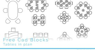 FIA Furniture CAD Blocks 07 Tables FIFIA Furniture CAD Blocks 07 Tables FI