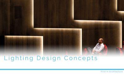 Lighting Design Concepts