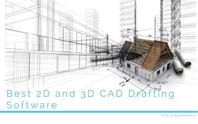 Best 2D and 3D CAD drafting software