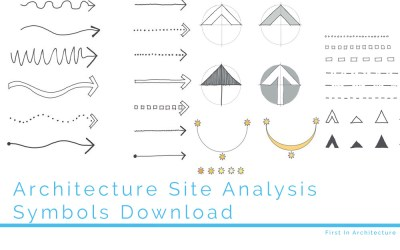 Site Analysis Symbols Download