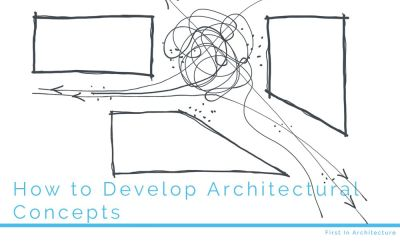 How To Develop Architectural Concepts