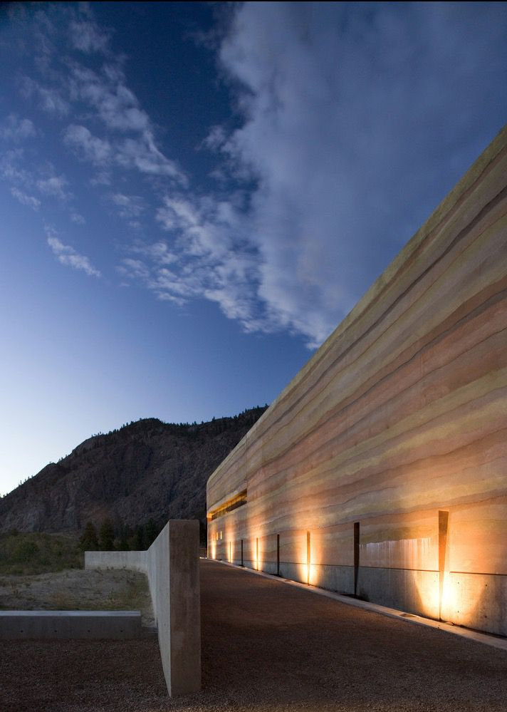 NK'Mip Desert Cultural Centre DIALOG