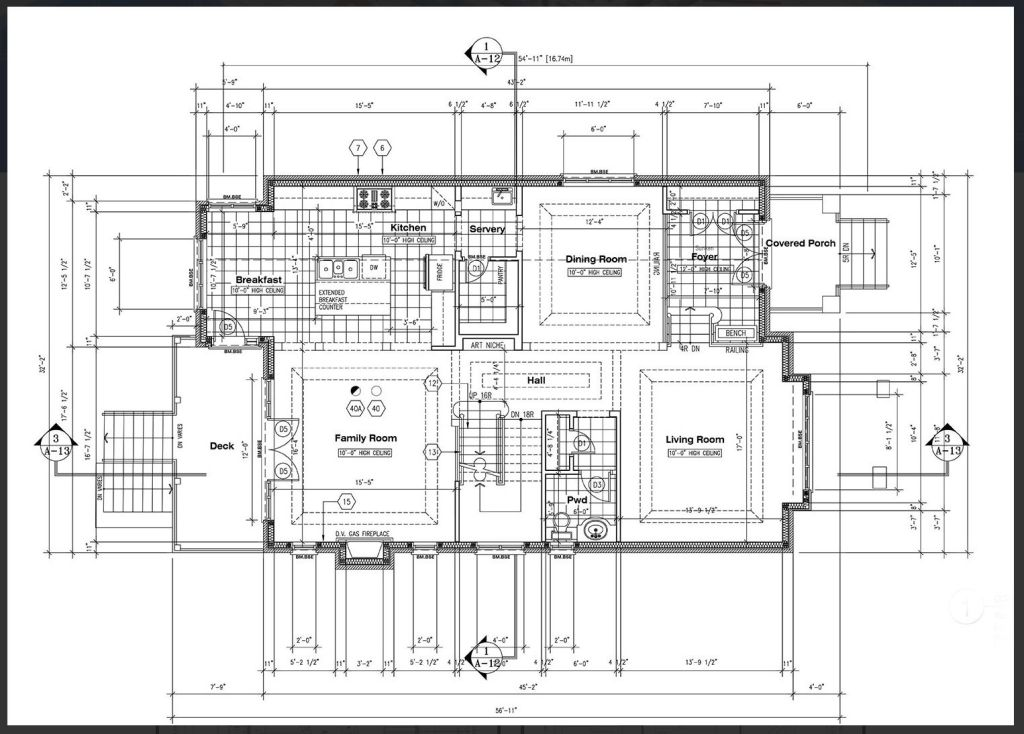 construction drawing plan 2