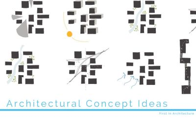 Ideas for Architectural Concepts