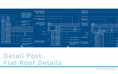 Detail Post – Flat Roof Details