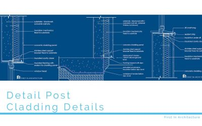 Detail Post – Cladding Details