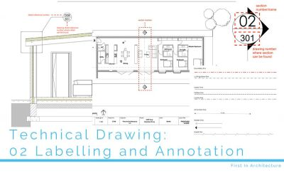 Technical Drawing: Labelling and Annotation
