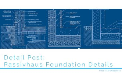 Passivhaus Foundation Details