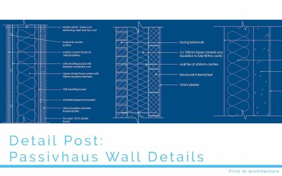 Detail Post: Passivhaus Wall Details