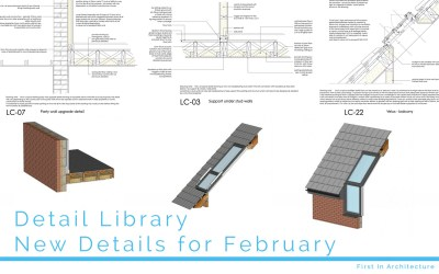 Detail Library – New Details for February