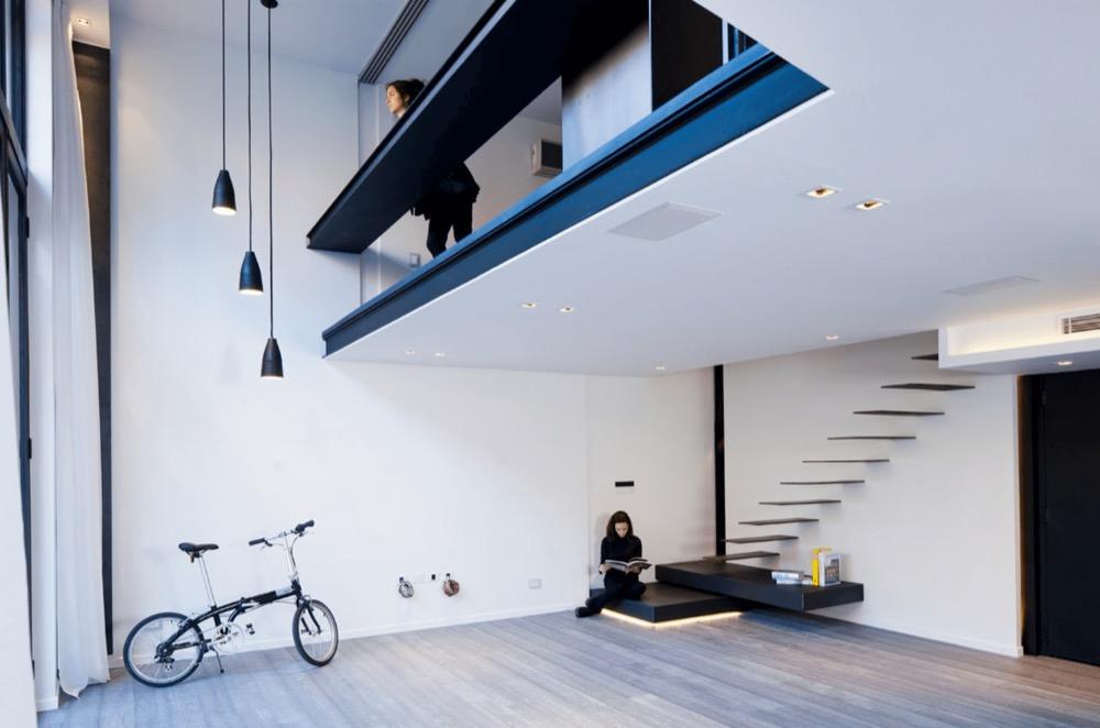 04 Light weight stair design Ideas