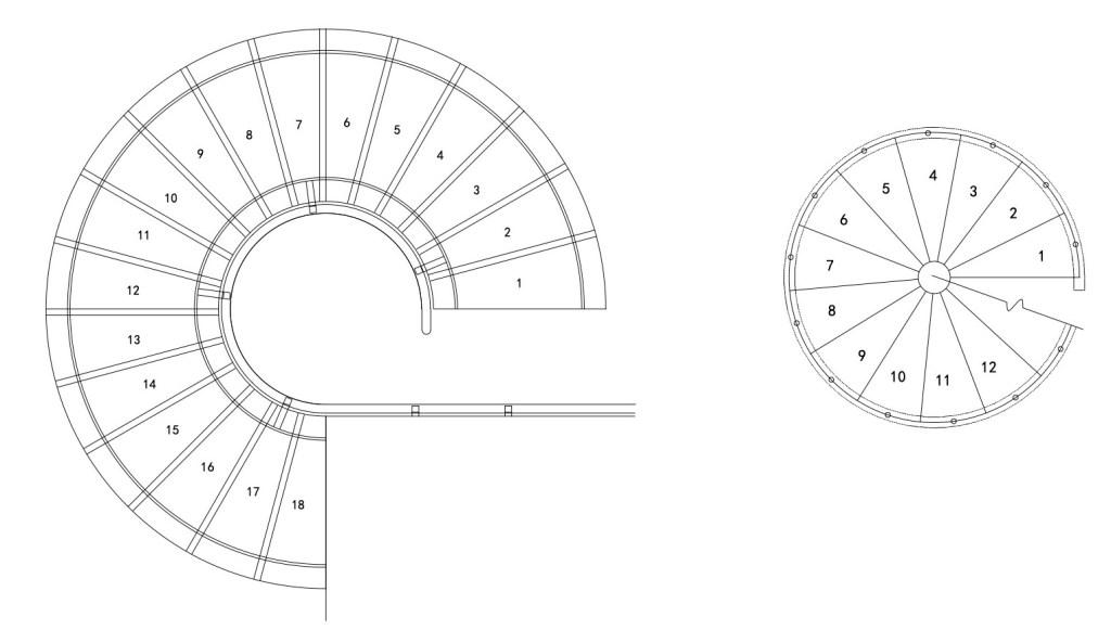 05 Spiral stair