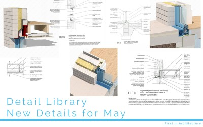 Detail Library – New Details for May