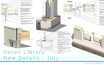 Detail Library – New Details for July