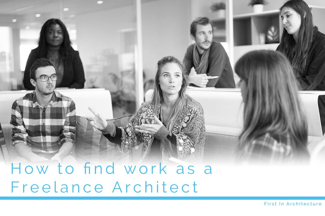 How to find work as a freelance architect FI