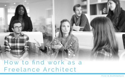 How To Find Work As A Freelance Architect