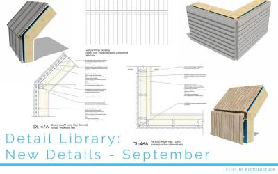 Detail Library – New Details for September