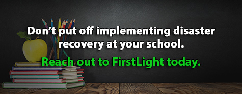 disaster-recovery-for-your-school-with-firstlight