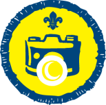 Photographers Activity Badge