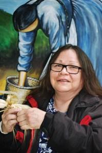 Elizabeth Doxtater, Six Nations Artist.