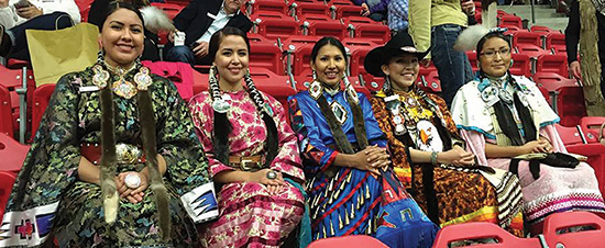 Blood Tribe Jingle Dress Dancer Wins 2016 Calgary Stampede