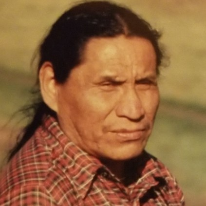 Roy Little Chief was the last remaining member of the original A-1 drum group