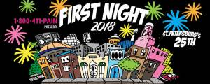 First Night Banner 2018
